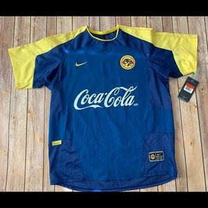 Nike Club America jersey large New